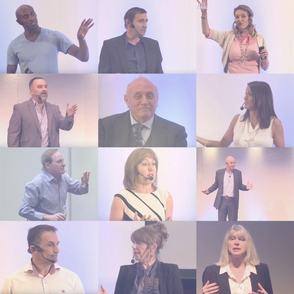 NLP Life Talks - Speakers