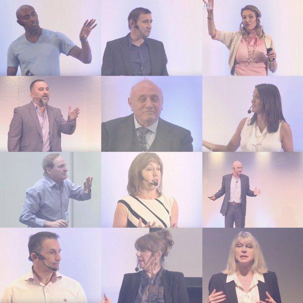 NLP Life Talks - Speakers