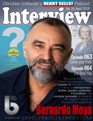 Interview - Bernardo Moya