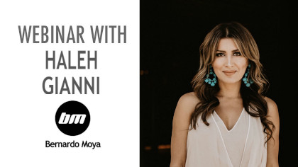 HALEH GIANNI WEBINAR – SIGN UP NOW!