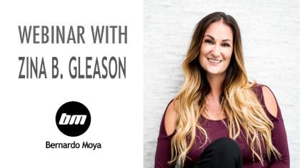 ZINA B. GLEASON – SIGN UP NOW!