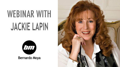 JACKIE LAPIN WEBINAR – SIGN UP NOW!