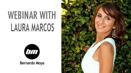 LAURA MARCOS WEBINAR – SIGN UP NOW!