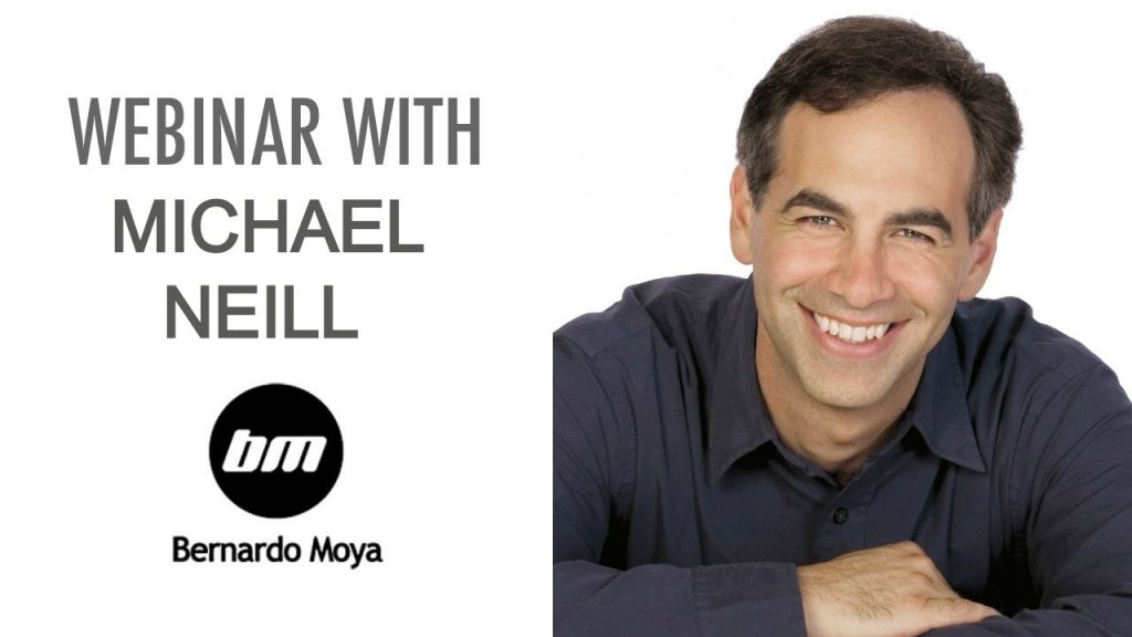 MICHAELL NEILL – SIGN UP NOW!