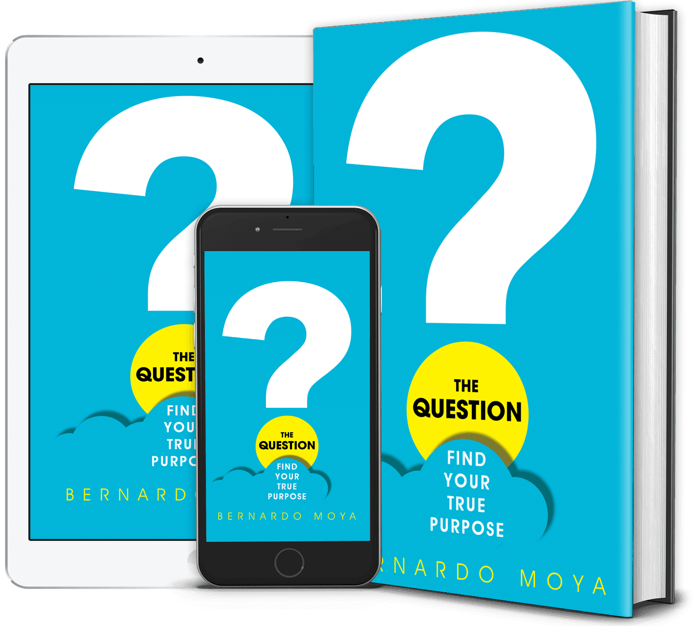 The Question - Tablet, Mobile, Paperback
